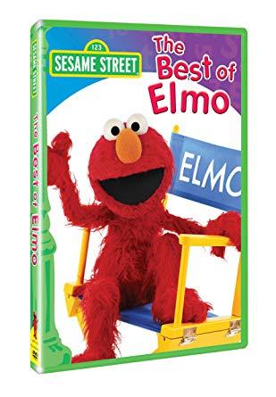 1歳 英語 dvd おすすめ Sesame Street - Best of Elmo
