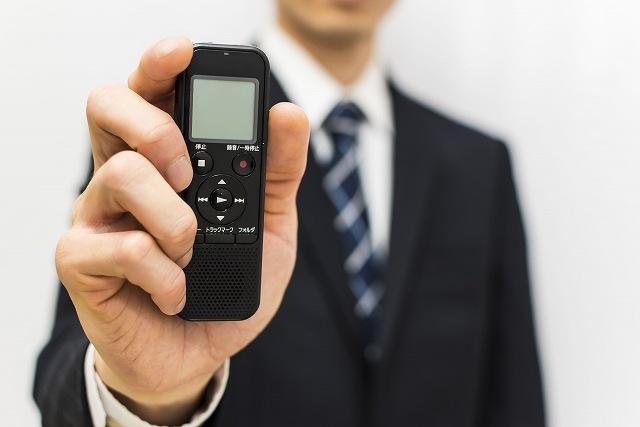 英会話 ボイス レコーダー おすすめ 利用法